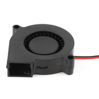 Wholesale 2 Pin Connector Brushless DC V A Turbo Blower Cooling Fan