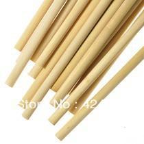 Wholesale mmLog stick stick DIY manual construction sand table model of skeleton material making aeromodelling birch wood pole model
