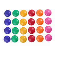 Wholesale 24 Colors Magnetic Notice Whiteboard Round Button