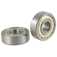 Wholesale 2 Single Shielded Z Mini Deep Groove Bearings