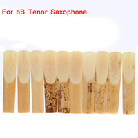 bb tenor saxophone - Professional Saxophone Accessories Reed Bamboo for Bb Tenor Saxophone set I491