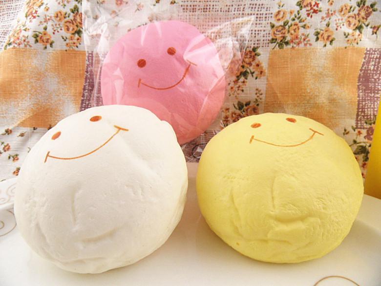 Best wholesale 10cm kawaii jumbo squishies bread bag charm - Jumbo mobel discount ...