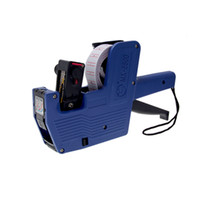 Wholesale Hand Held Blue Price Labeller Label Tag Gun Digits