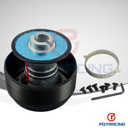 PQY МАГАЗИН-рулевого колеса Quick Release концентратор адаптер обрывать Босс комплект черный для Honda PQY-HUB12