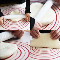 Cheap Mat Baking Rolling Best Silicone Kneading