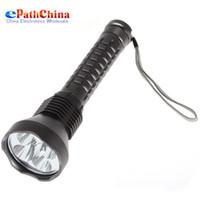 Wholesale Securitylng Lumen x CREE XML U2 LED Flashlight Torch Extended Long Waterproof Flash Light