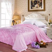 Cheap summer silk quilt Best handmade silk comforter