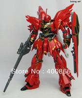 Wholesale Self assambled Kit GUNDAM cool model DABAN SINANJU HGUC