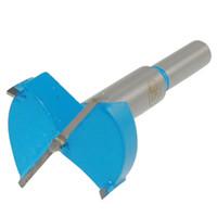 Wholesale 35mm Cutting Diameter Hinge Boring Drill Bit Gray Blue
