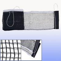 Wholesale Replaceable Black White Nylon Polyester Sports Table Tennis Net