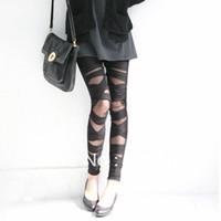 Wholesale HOT SELL Celeb Sexy See Through Black Cross Band Leggings Legwear BEST PRICE amp BEST QUALITY