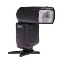 nikon flash - TRIOPO TR II HSS Wireless Master Slave Flash Mode Speedlite for Nikon DSLR D1618