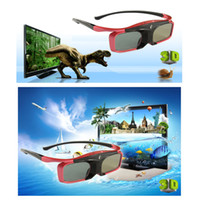 benq - Black Red SG16 DLP D Active Shutter Glasses Hz for LG BENQ ACER SHARP DLP Link D Projector D Glasses V845