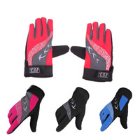 Wholesale Outdoor Sports Men Women Fashion Touch Screen Gloves Winter Cycling Skiing Hiking Riding Shock absorbing Full Finger H12659