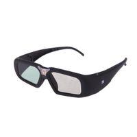 Alta qualità 3d dlp Vedio occhiali SG08-DLP 3D Active Shutter occhiali 96-144Hz per LG/ACER/BENQ/SHARP DLP Link 3D proiettore V846