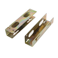 Wholesale 3 Inch Hard Disk Drive HDD to quot Bay Metal Mounting Bracket for Desktop PC Case