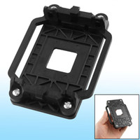Wholesale Black Replacement AMD CPU Fan Bracket Base for AM2 AM3 Socket