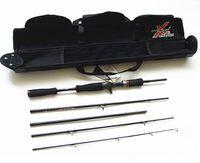 Wholesale 1 m m m m Lure Rod Straight Shank Rod Fishing Rod Fishing Tackle with Bag China Guide Wheel Seat Tonal M EVA Handle