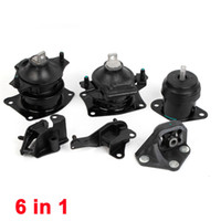 accord motor mounts - Engine Motor Mount Kit A4517 A4510 A4509 in for Honda Accord L
