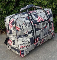 Wholesale new men travel bags large capacity women luggage travel bags waterproof outdoor sport bags