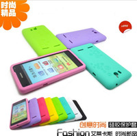 Wholesale For lenovo s890 protective case mobile phone shell silicone case for lenovo s890 soft shell Circle pattern case