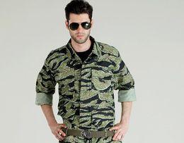 Wholesale Camo BDU Uniform Shirt Pant Vietnam Tiger Stripe