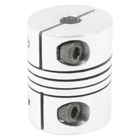 Wholesale CNC Motor Shaft Coupler mm to mm Flexible Coupling mmx8mm