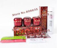 Wholesale EMS sets New YiQi Beauty Bai Li Tou Hong Whitening Frost Cream Yiqi Golssive Eye Cream