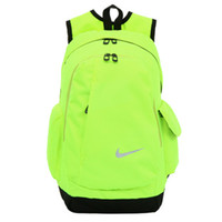 Wholesale Neon color student school bag lovers backpack outdoor travel bag casual bag