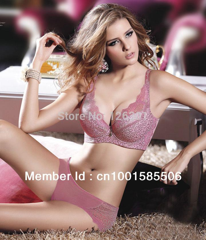 Wholesale-C D Full Coverage Cup Add Spacer Bra Sexy Bras Bra Box ...