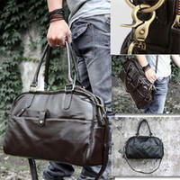 Wholesale Men Travel bags new arrive Most Popular Cowboy Classic Vintage Cow Leather totes Luggage bag Travel bags
