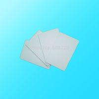 id cards - Blank Printable PVC Plastic Photo id White Credit Card Mil CR80