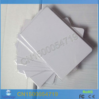 Wholesale Fudan Chips NFC PVC M1 S50 Smart Blank IC Card For ACR122U NFC Card Reader