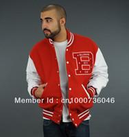 Cheap Wholesale-2015 BBC Billionaire Boys Club quarterback jacket Men