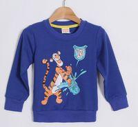 Wholesale New Autumn Spring Children Sweater cartoon girl factory direct long sleeved sweater luansheng
