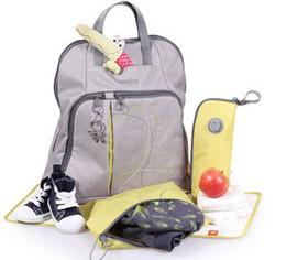 Wholesale-Okiedog trek women's nappy bag fashion handbag damask urban mondrian