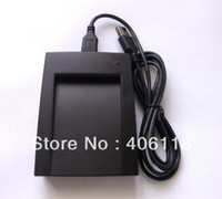 Wholesale MHz USB Card RFID A Reader amp Writer Identification Card