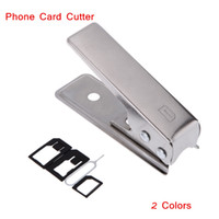 Wholesale High Quality in Nano Micro Sim Card Cutter for iPhone Samsung Nokia Sony LG Motorola PA1949
