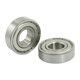 Wholesale 5 mm x mm x mm Z Shielded Deep Groove Radial Ball Bearing