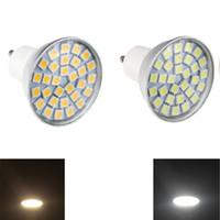 led light cup - GU10 W SMD LED Light Bulb Lamp Cup Spotlight Energy Saving White Warm White Led Bulb Lamps Lighting V H11534