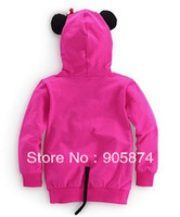 Wholesale Kids Boys Girl coat clothes Children wear Long sleeve clothing Outerwear and sweatsuits spring autumn