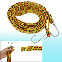 Wholesale 2M Long Flat Elastic Bungee Cord Strap for Motorcycle Bike