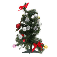 Wholesale Ornaments Glitter Decor cm Round Christmas New Year Balls Pine Cones Tree Baubles Light Decoration Enfeites De Natal H13545
