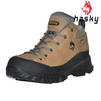 Wholesale Hasky New Low cut Hiking Shoes For Men Comfortable Light Warm Hard Wearing Outdoor Sports Shoes HK