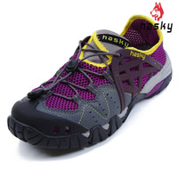 wade - Hasky Light Quick Drying Upstream Shoes Summer Sports Leisure Shoes Outdoor Wading Mountain Womens Water Walking Shoes WHK