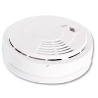 Cheap SMK-609 Wireless Security Equipment Fire SMOKE DETECTOR for GSM SMS Home Security Burglar Alarm System Control CHUANGO G5 SMK527