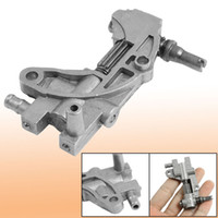 Wholesale Silver Tone Metal Chainsaw Oil Pump Parts for CC CC