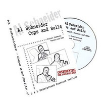 al cup - Al Schneider Cups Balls by L L