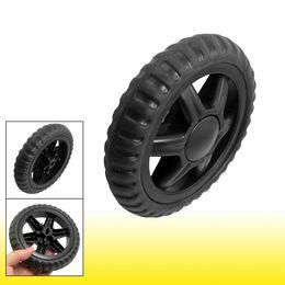 Wholesale Black Hot Wheel Design Travelling Luggage Cart Trolley Foam Wheels
