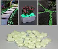Cheap glowing stone Best 50pcs pack